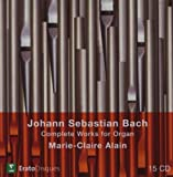 Bach - Complete Organ Works /Marie-Claire Alain