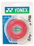 ヨネックス(YONEX) ウェットスーパーグリップ5本パック(5本入) ワインレッド AC1025P 037