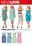New Look Sewing Pattern 6146 - Misses' Dress Sizes: 4-16