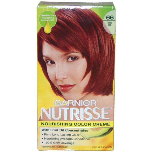 See all results for garnier fructis hair color. Garnier Nutrisse Nourishing Color Creme, 50 Medium Natural Brown (Truffle), 3-Pack (Packaging May Vary) by Garnier.