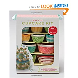 Pretty Cupcake Kit Shana Faust, Elinor Klivans and Johnny Miller