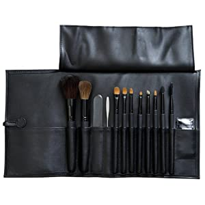NYX Brush Set, 13 Piece, Black, 1 Ounce