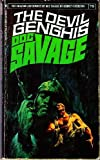 The Devil Genghis (Doc Savage, No. 79 / Bantam, S8772) (055308772X) by Robeson, Kenneth
