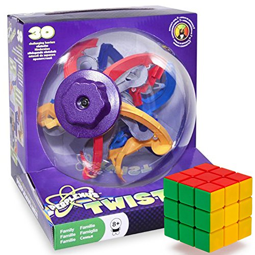 The Twisted Perplexus Twist And Puzzle Cube
