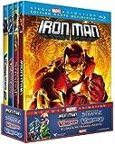 echange, troc Studio Marvel Animation - Coffret 4 films [Blu-ray]