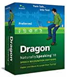 Dragon NaturallySpeaking Preferred 10.0, Education Version (PC DVD)