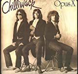 Chilliwack: Opus X LP VG++/NM Canada Solid Gold SGR-1014 with lyric sleeve
