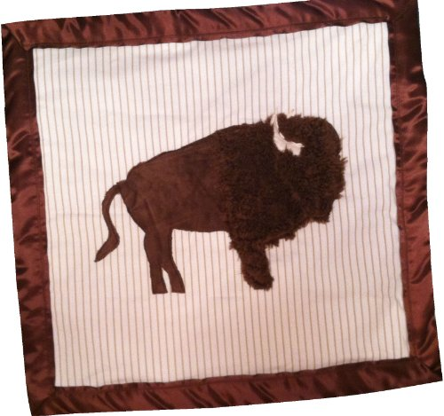 American-Bison-Buffalo-Security-Blanket