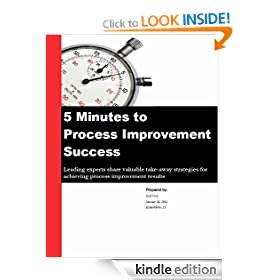 5 Minutes to Process Improvement Success - 2011