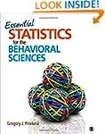Essential Statistics for the Behavior...