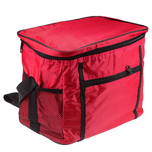 Meily(Tm) Thermal Cooler Waterproof Insulated Portable Tote Picnic Lunch Bag