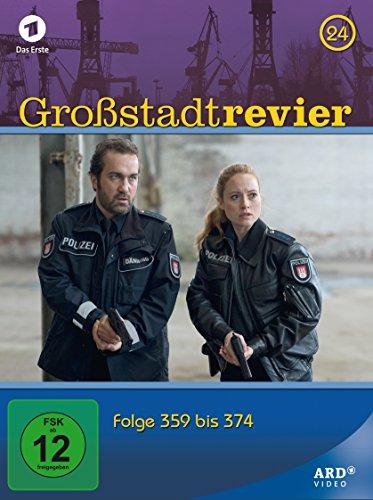 Großstadtrevier - Box 24 (Folge 359-374) [4 DVDs]