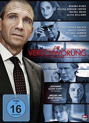 Die Verschwörung - Die Trilogie [3 DVDs]