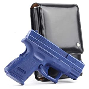 Springfield XD9 SC Sneaky Pete Holster (Belt Clip)