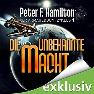 Die unbekannte Macht (Der Armageddon-Zyklus 1) Audiobook