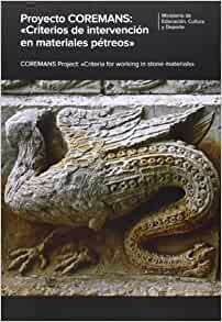 INTERVENCION EN MATERIALES PETREOS: 9788481815627: Amazon.com: Books