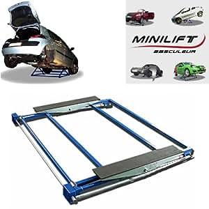 Amazon Fr Distrilift 174 Minilift Leve Une Voiture En