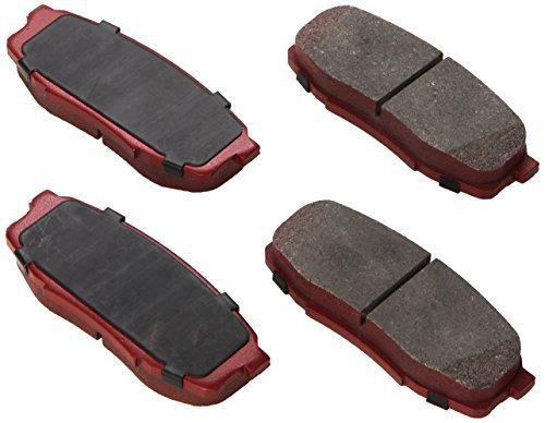 Genuine Toyota Parts PTR09-0C110 TRD Performance Brake Pad by Toyota (2004 Toyota Celica Trd compare prices)