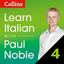 Collins Italian with Paul Noble - Learn Italian the Natural Way, Course Review Audiobook by Paul Noble Narrated by Paul Noble