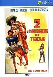 2 Ringos Nel Texas [Italia] [DVD]