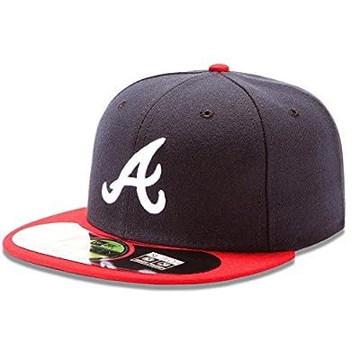 New Era Atlanta Braves Alternate Fitted Cap