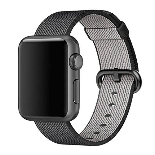 ouneedrneedle-buckle-nylon-reglable-bracelet-240mm-pour-apple-watch-42mm-iwatch-wristband-strap-noir