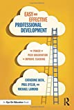 img - for Easy and Effective Professional Development: The Power of Peer Observation to Improve Teaching (Eye on Education Books) book / textbook / text book