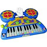 IMC - 180147 - Instrument de musique - Clavier Musical Mickey
