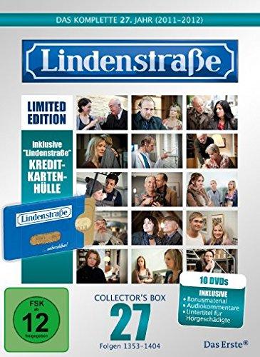 Die Lindenstraße - Das komplette 27. Jahr, Folgen 1353-1404 (Collector's Box Limited Edition,10 Discs)