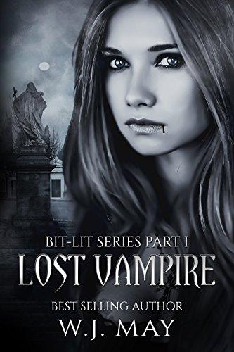 Lost Vampire: Paranormal Vampire Shifter Romance (Bit-Lit Series Book 1)