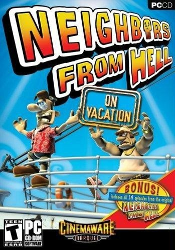 Neighbors From Hell: On Vacation front-315980