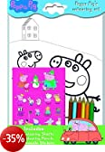 PEPPA Colouring set