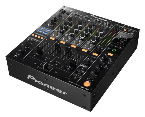 cheap pioneer djm 850 dj mixer digital dj equipment rewiew. Black Bedroom Furniture Sets. Home Design Ideas