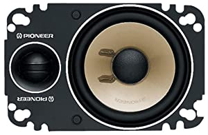 Pioneer TS-P462 4 X 6 2-Way Component Plate Speakers