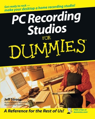 PC Recording Studios For Dummies adam fowler nosql for dummies