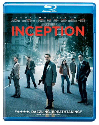 Cover art for  Inception (Two-Disc Edition) [Blu-ray]