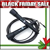 Speed Jump Rope - Best For Boxing - MMA Training - Fitness - Adjustable