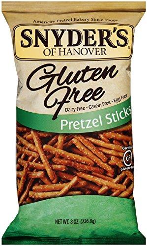 Snyders'S Pretzel Stick Gluten Free, 8 oz (Gluten Free Snyders Pretzels compare prices)