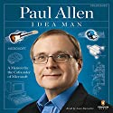 Idea Man: A Memoir by the Cofounder of Microsoft Audiobook by Paul Allen Narrated by Sean Runnette