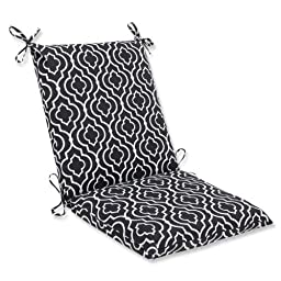 Pillow Perfect Outdoor Starlet Night Squared Corners Chair Cushion by Pillow Perfect