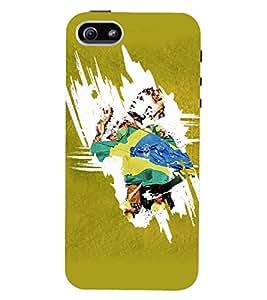 PRINTVISA Football Neymar Case Cover for Apple iPhone 4S