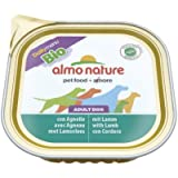 Almo Nature Daily Menu BIO Hundefutter mit Lamm (300g), 9er Pack (9 x 300 g)