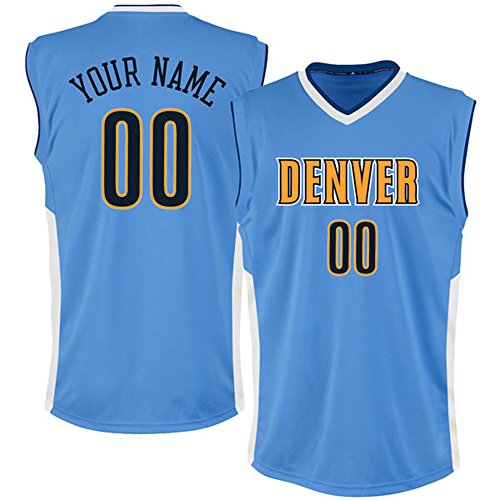 Denver Nuggets Youth Basketball: Nuggets Customized Jersey, Nuggets Personalized Jersey
