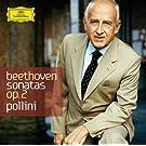 Beethoven: Piano Sonatas, Op.2