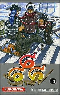 Satan 666, Tome 13 par Seishi Kishimoto