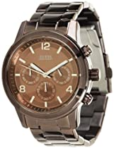 GUESS Bold Contemporary Chronograph Watch - Br