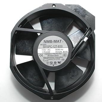 Amazon Com Nmd Mat Fan 5915pc 12t B30 A00 Nmb Minebea