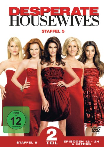 Desperate Housewives - Staffel 5, Teil 2 [4 DVDs]