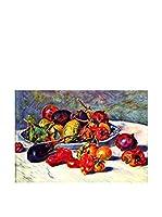 Especial Arte Lienzo Still life with tropical fruits Multicolor