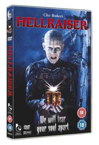 Sale alerts for Boulevard Entertainment Hellraiser [DVD] - Covvet